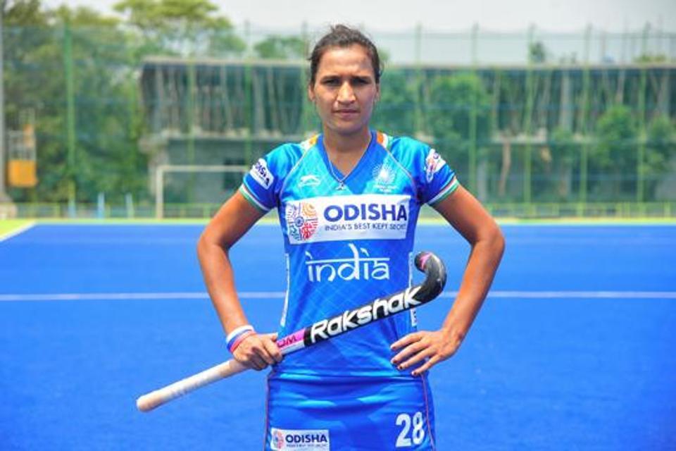 Rani Rampal to captain Indian women