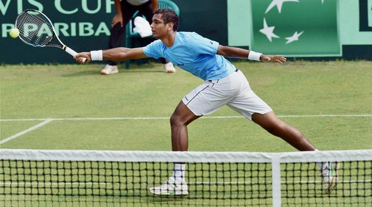 Ramkumar out of Cincinnati Masters with 2nd round defeat