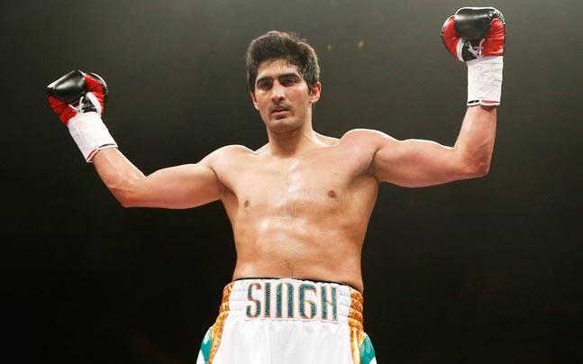Vijender Singh  retains Asia-Pacific title