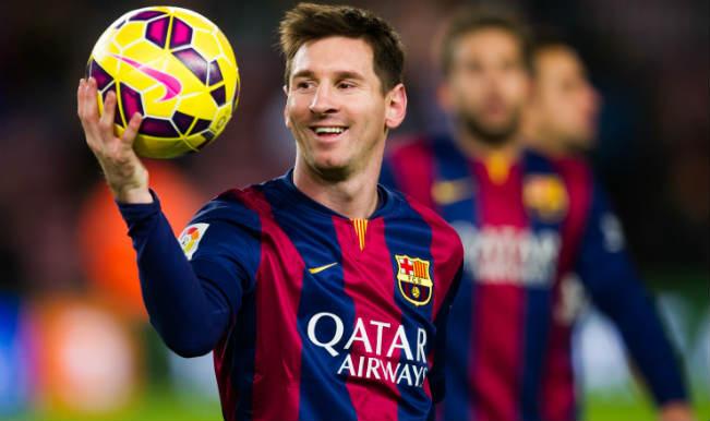 Messi reaches 500-goal mark