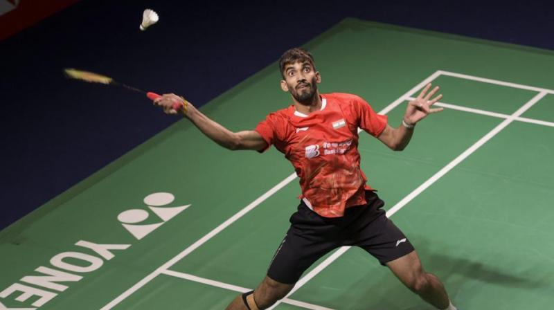 Srikanth, B Sai Praneeth, H S Prannoy advance to 2nd round of BWF Badminton