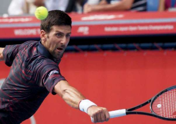Djokovic stuns Japan Open with win over Lucas Pouille of France