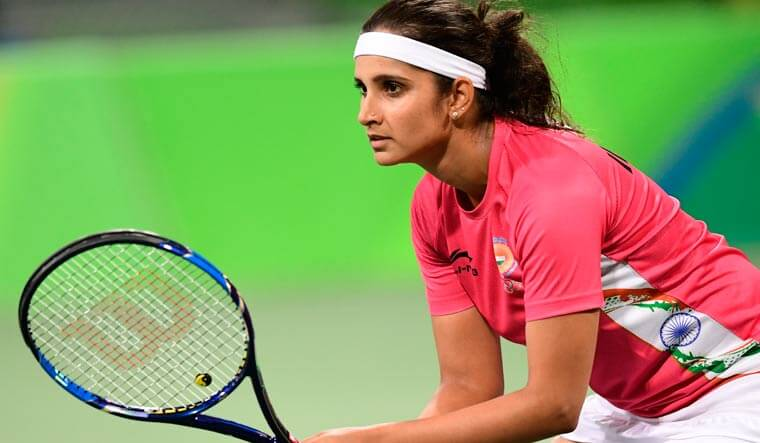 Tennis Star Sania Mirza included in TOPS after gap of four years