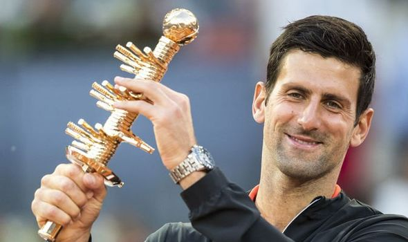 Novak Djokovic wins Madrid Open title