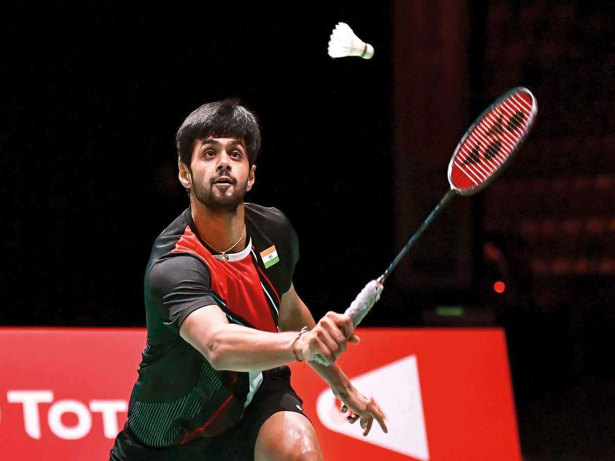 B Sai Praneeth cruises into quarterfinals at Swiss Open 2021