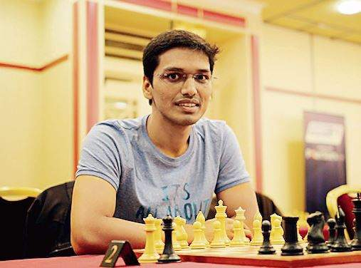 Harikrishna secures 2nd  place in Rapid Championship of Biel Chess Festival
