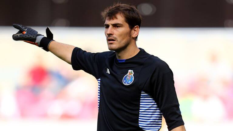 Spain and Real Madrid legend Iker Casillas announces retirement from professional football
