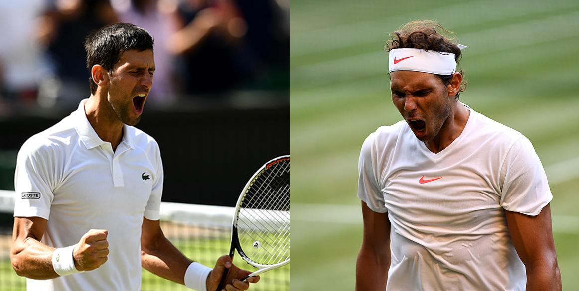 Nadal & Djokovic to clash in Men