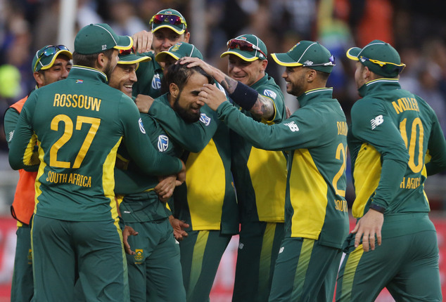 South Africa seal 5-0 ODI series clean sweep over Australia