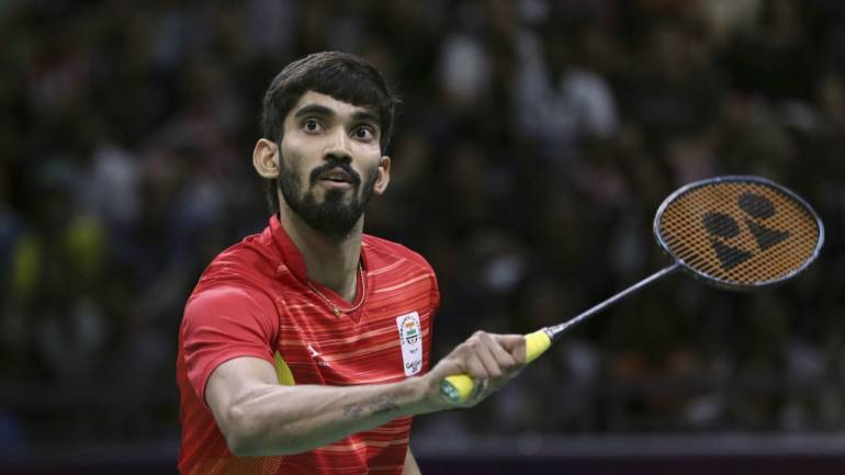 Kidambi Srikanth marches into second round of China Open