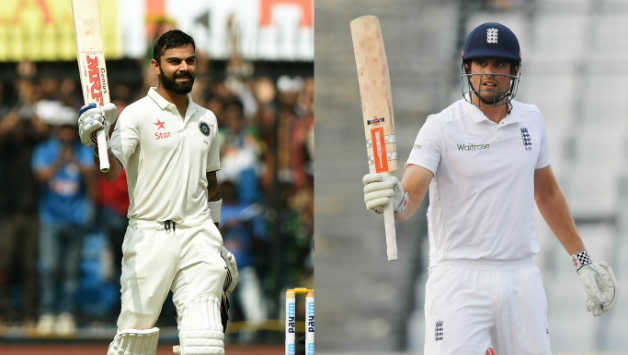 England win toss and elect to bat against India in 1st Test match at Rajkot
