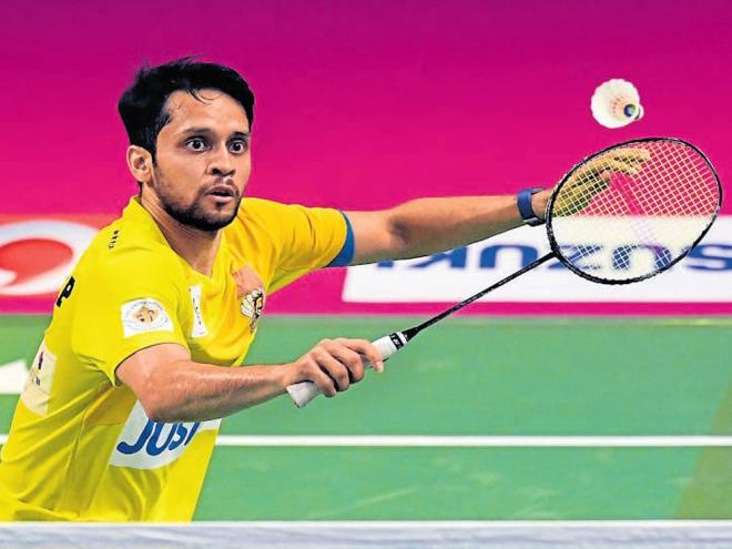 P Kashyap, H S Prannoy enter second round of Canada Open
