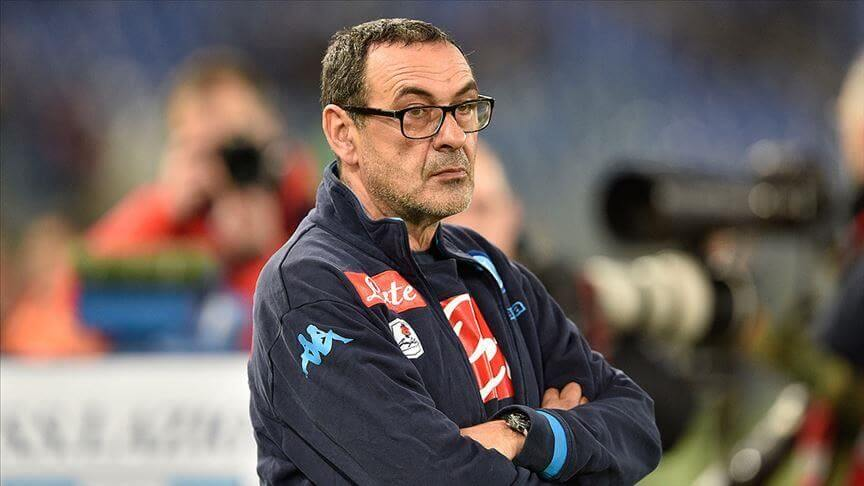Juventus sack Maurizio Sarri after Champions League exit
