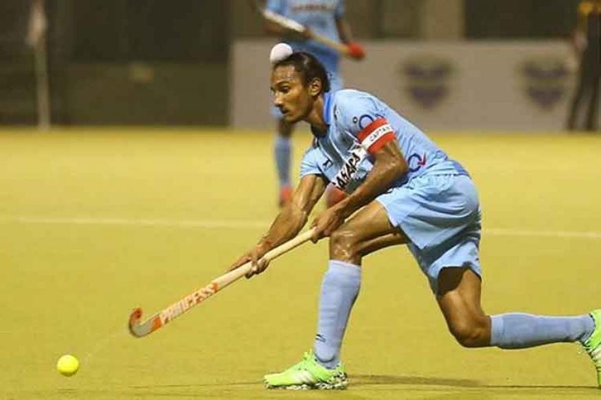 Harjeet Singh  to lead India in Junior Hockey World Cup