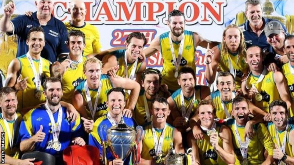 Australia beat England  to lift Sultan Azlan Shah cup