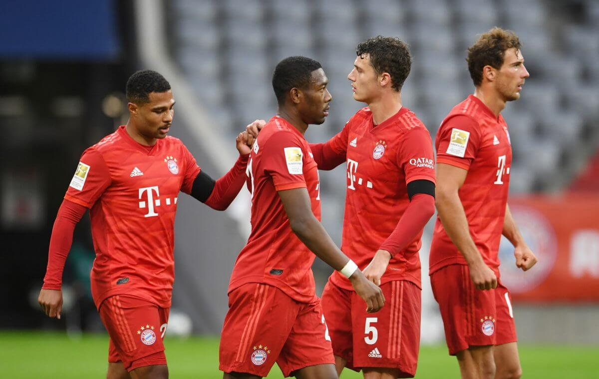 UEFA Champions League: Bayern Munich crush Atletico Madrid 4-0