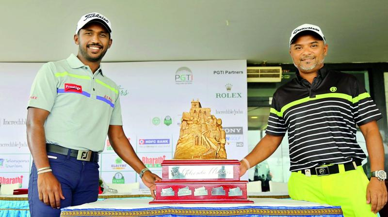 Golconda Masters Golf Championship from today