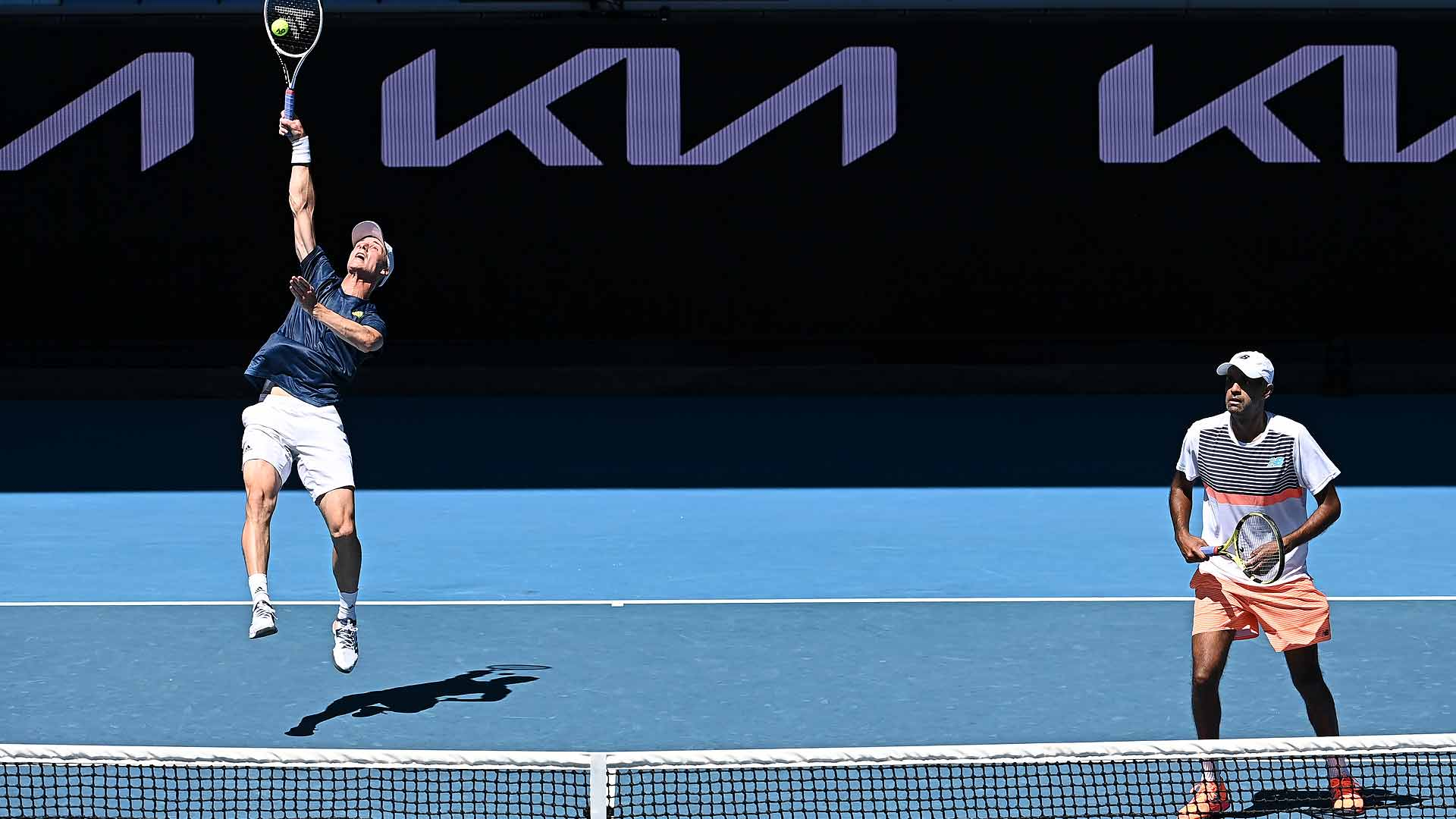 Defending champions Rajeev Ram, Joe Salisbury reach in Australian Open semi-finals