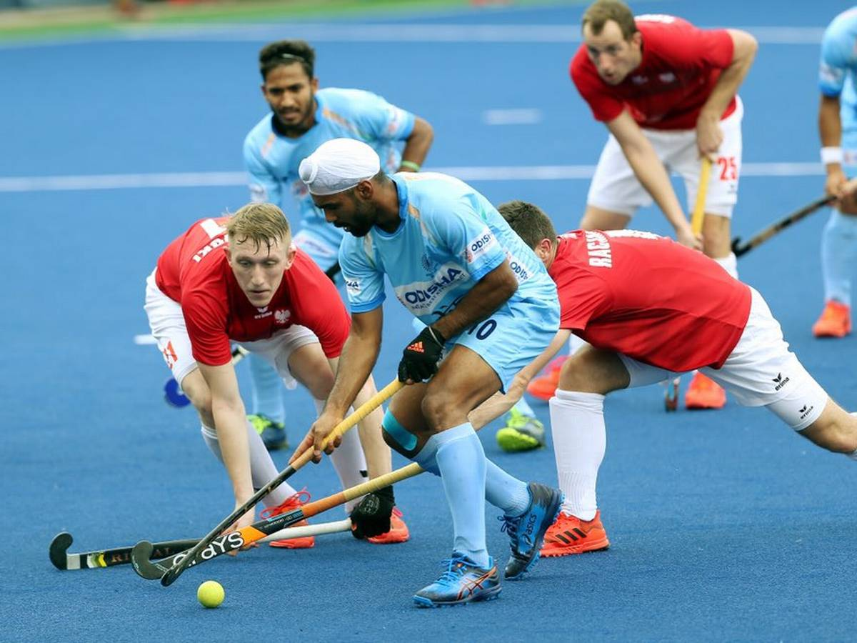 India beat Poland by 10-0 at Sultan Azlan Shah Cup