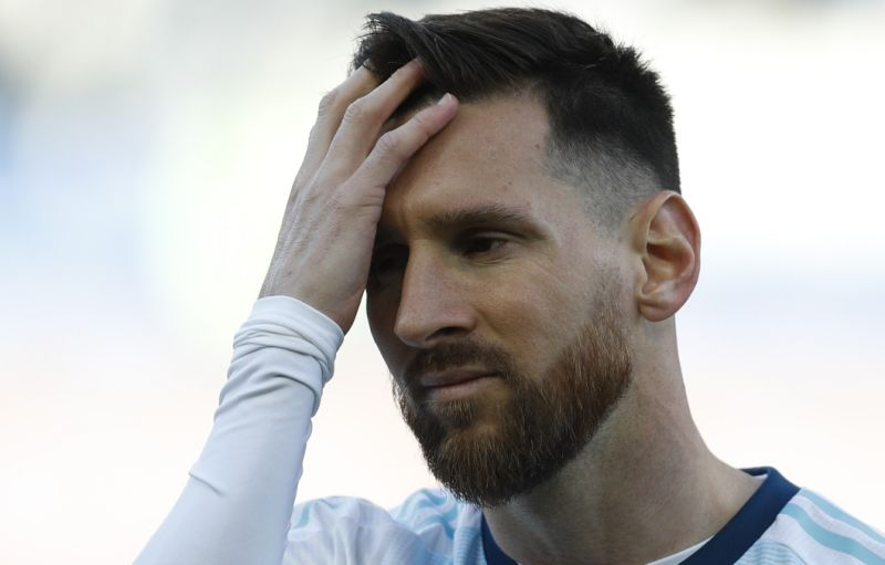 Messi banned for three months after CONMEBOL