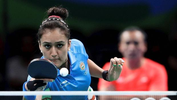 Six Indian paddlers advance to pre-quarterfinals of ITTF World tour India open