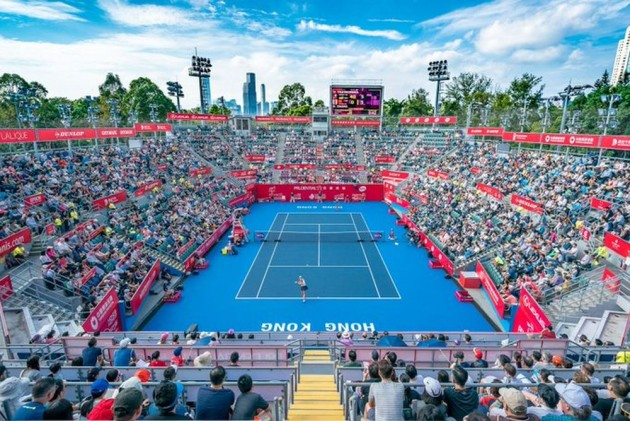 WTA Hong Kong tennis postponed following protests