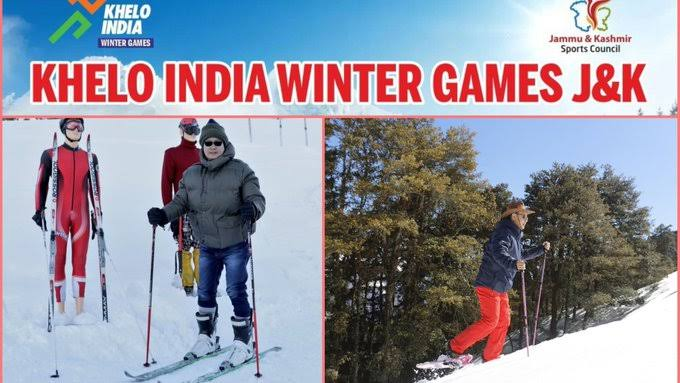 PM to inaugurate 2nd Khelo India National Winter Games today