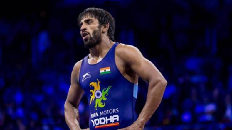 Bajrang Punia settles for silver in the World Wrestling Championship