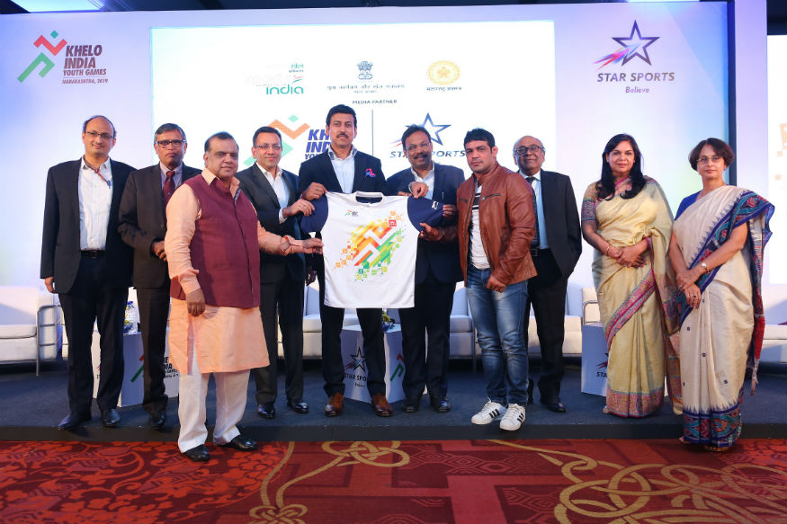 Rajyavardhan Singh Rathore launches