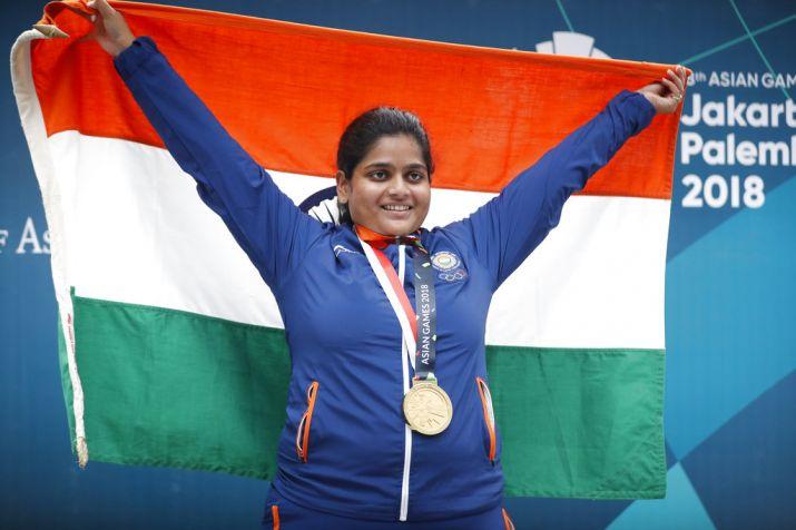 Rahi Sarnobat becomes 1st female shooter to win at Asian Games