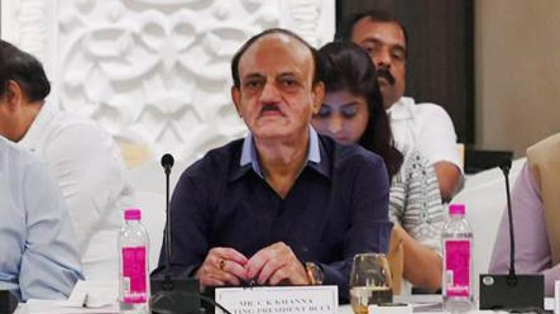 Team India to get new manager soon: BCCI acting president CK Khanna