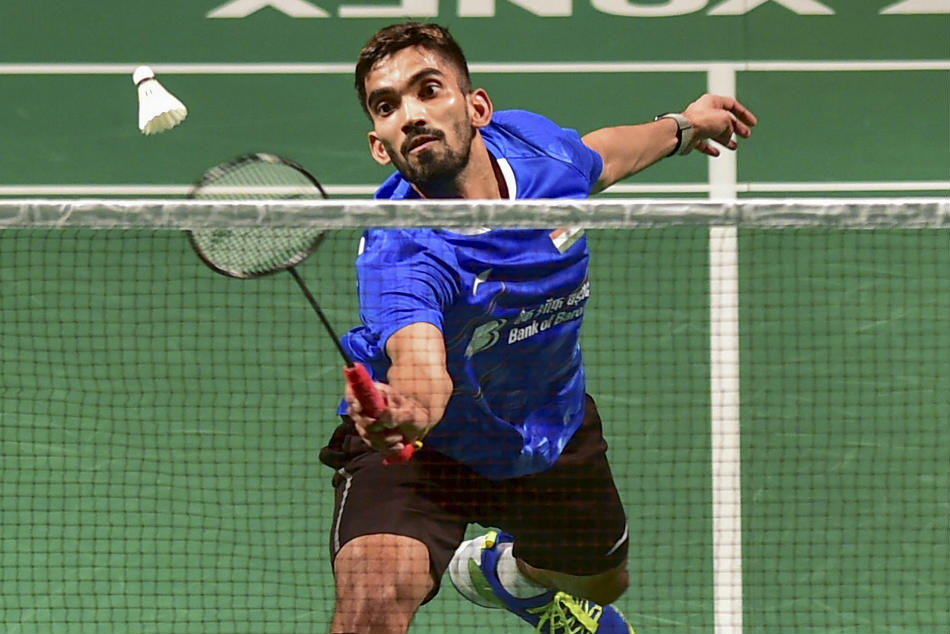 Srikanth seals quarterfinals spot in Malaysia Open