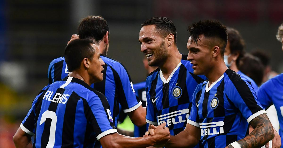 Inter Milan closer to Champions League