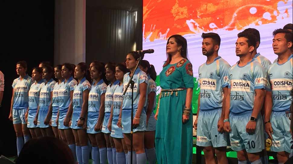 Odisha announces 5-year association to sponsor Hockey India