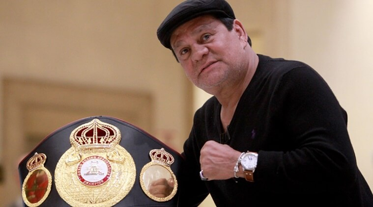 Former World Boxing champion Roberto Duran found positive for coronavirus