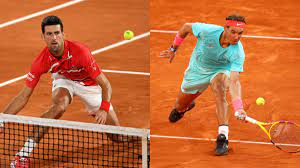 Novak ready to face Nadal in the semifinals of French Open today