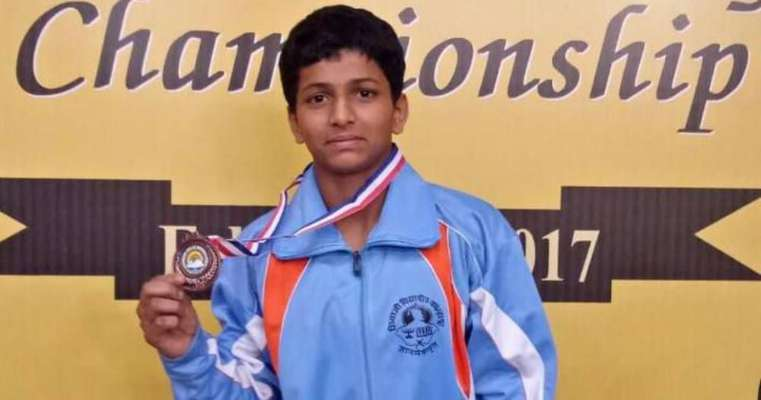 Mansi settles for silver at Junior Asian Wrestling in New Delhi