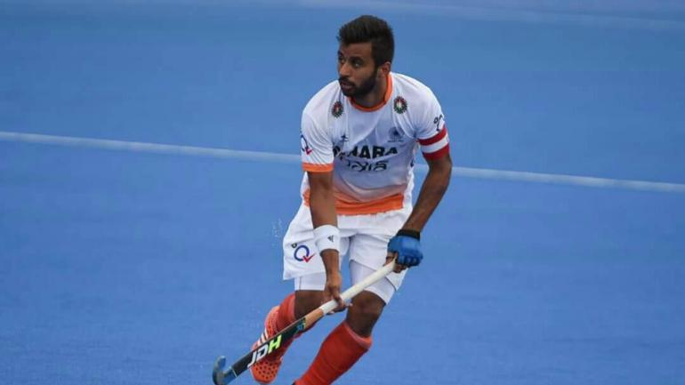 Sultan Azlan Shah Cup: Manpreet Singh named captain of the Indian hockey team