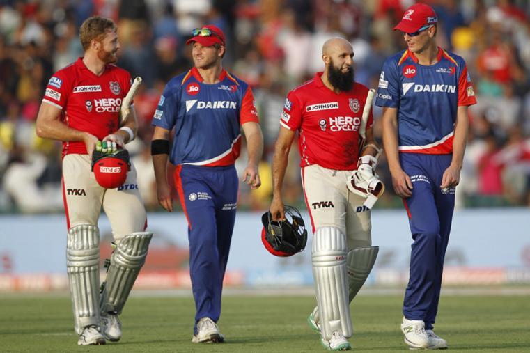 IPL 2017 :KXIP vs DD : Punjab wins toss, chooses to bowl