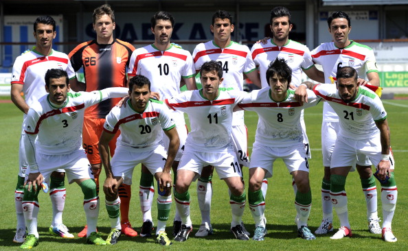 Iran announce final 23-man squad for Football World Cup