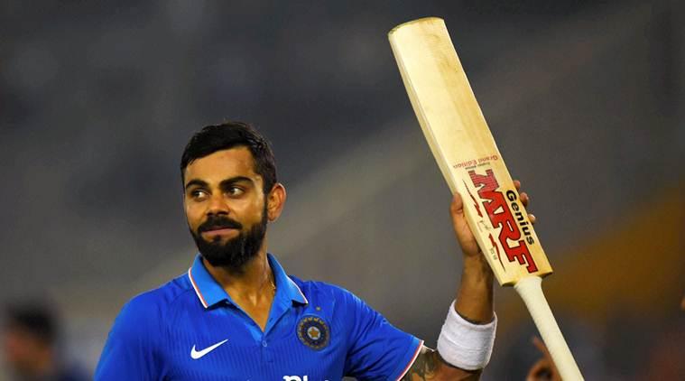 Virat Kohli continues to top ICC ODI rankings for batsmen