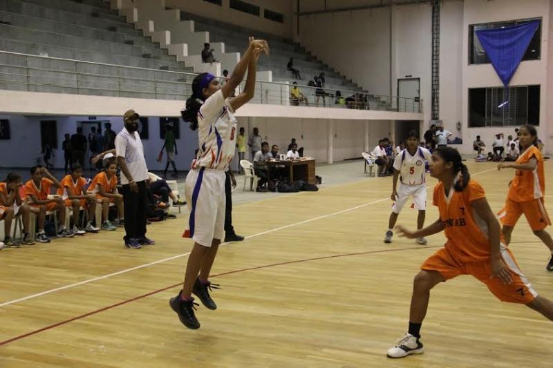 Tamil Nadu girls enter in quarterfinals of National Basketball Championship