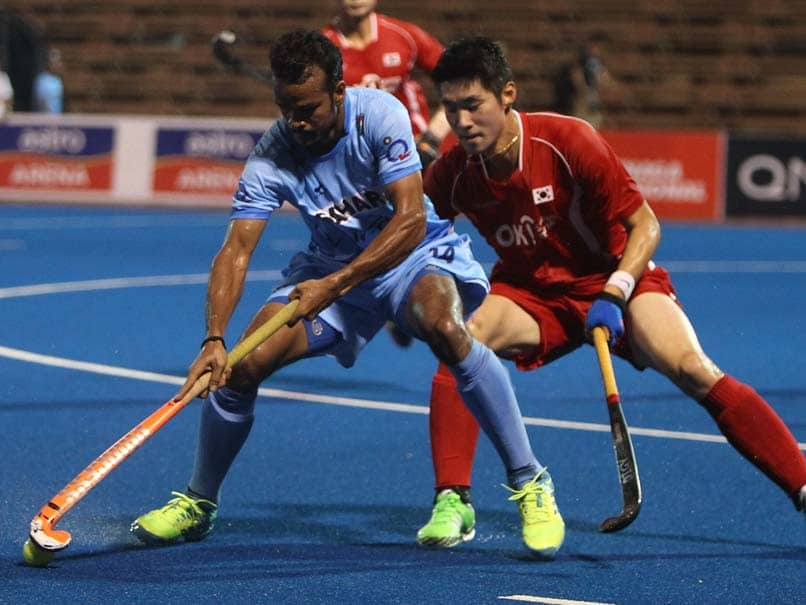 India to take on South Korea in the Asian Champions Trophy today