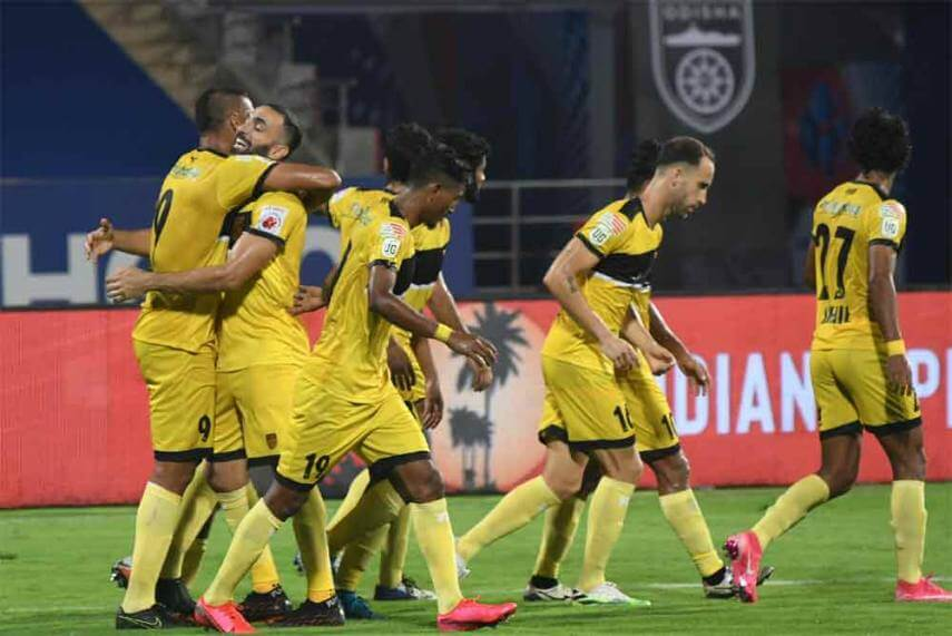 ISL 2020-21: Hyderabad FC dominant in 1-0 win over Odisha FC