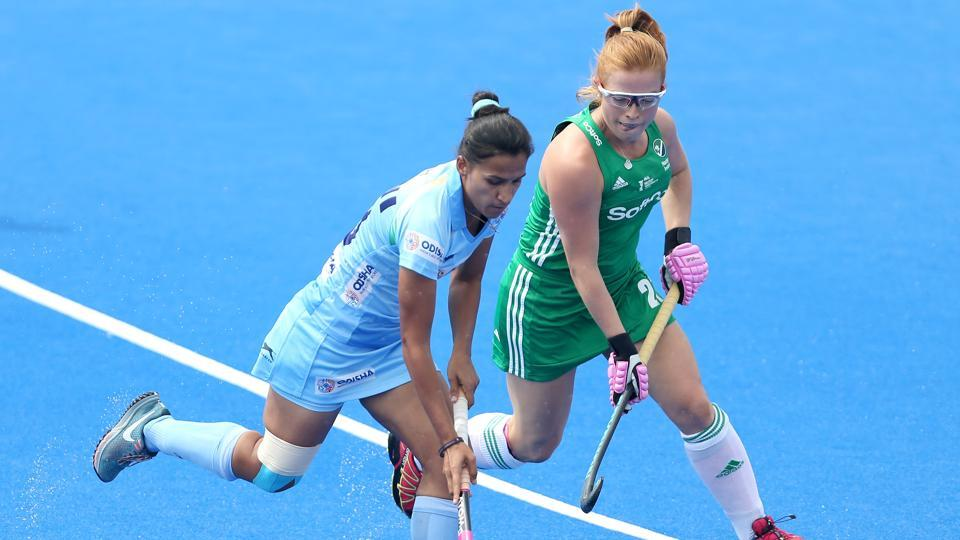 India lose 0-1 to Ireland in Women