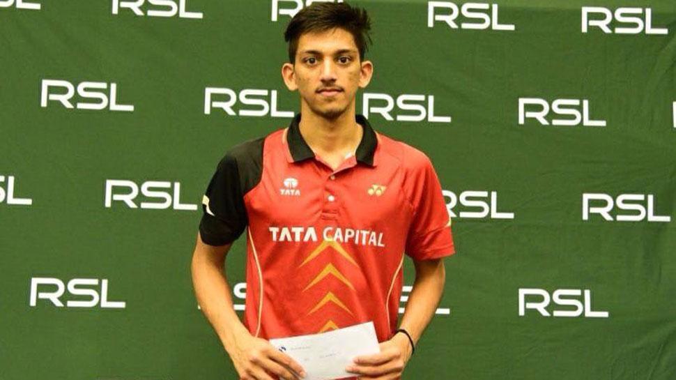 Shuttler Siddharth Singh wins Swedish Open Junior title