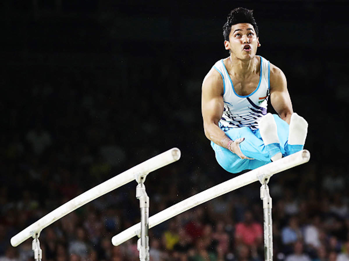 Gymnast Ashish Kumar to compete at Doha World Cup