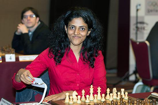 Grandmaster D.Harika created history in World Women