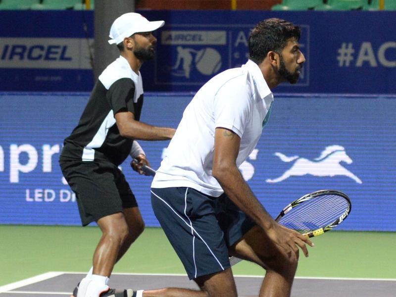 Bopanna, Nedunchezhiyan enter semifinals of Chennai Open