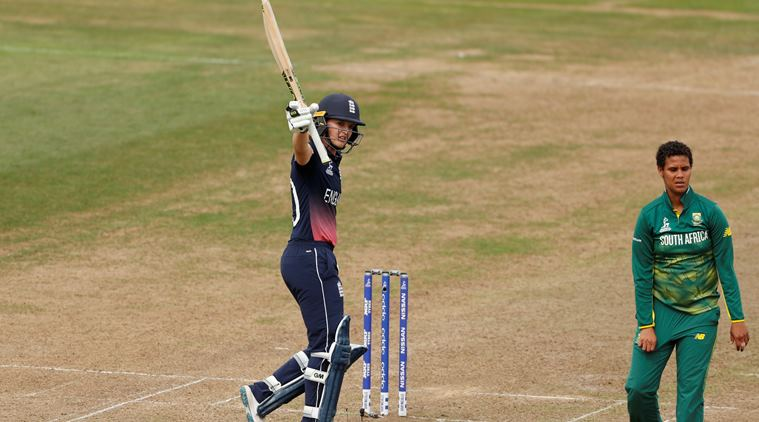 England beat South Africa by 2 wickets in ICC Women